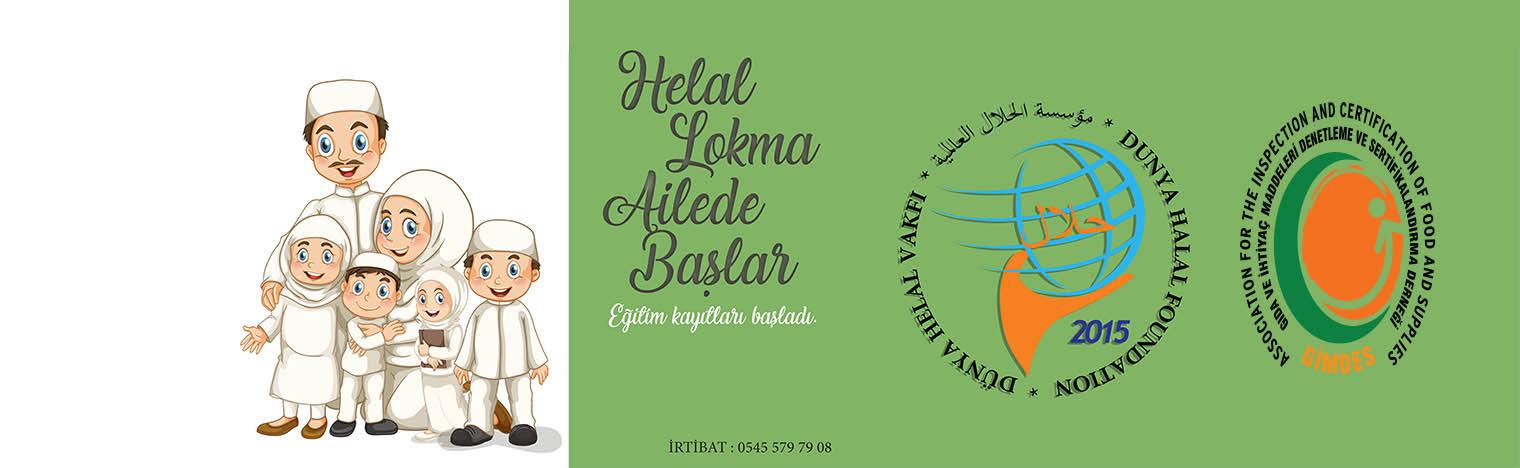 Helal Lokma Ailede Baslar 2017